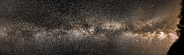 Milky Way Mosaic, 2015-08-16