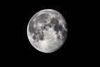 Moon on Aug 13th, 2014